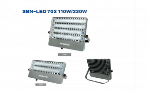 Đèn pha LED floodlight 702