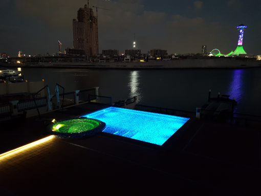 Underwater Pool LED Lights